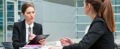 errores entrevista de trabajo