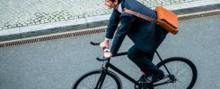 francia ir en bici al trabajo